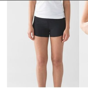 Lululemon Fast As Light Short  SIZE 4